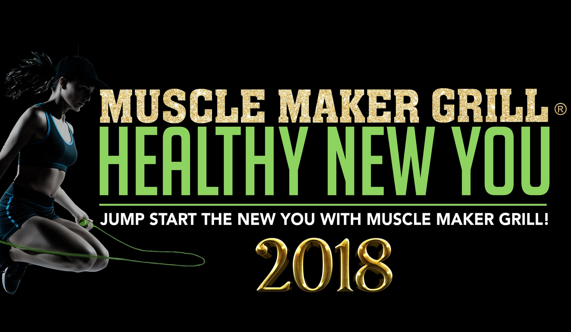 Home Muscle Maker Grill Great Food With Your Health in Mind