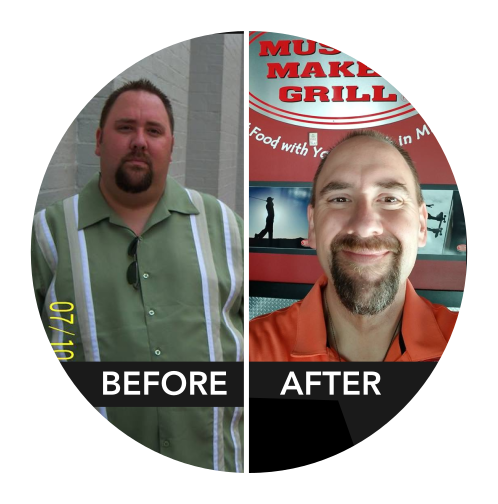 Muscle Maker Grill Testimonial Author