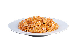 Penne & Reduced Fat Vodka Sauce with Chicken