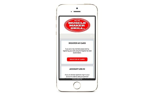 Muscle Maker Grill MMG Meal plan - Rewards Program