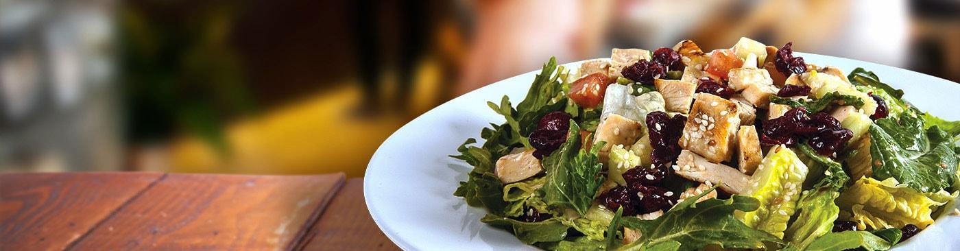 Muscle Maker Grill Menu - Salads